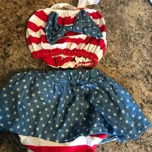 Other - 2t 4th of July outfit